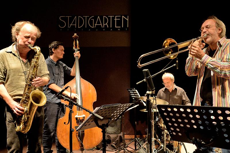 16:00 – Matthias Nadolny Quartett